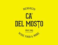 CA' DEL MOSTO [Logo + Corporate Identity]