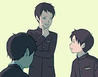『平成31年度中学校道徳教科書「新しい道徳 1」』