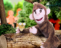 The Monkey and the Popcorn [2018]