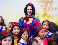 #BlancaNieves el Musical Mall Aventura Plaza