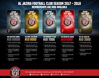 Football Season Memberships