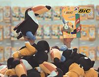 Promoção BIC Colorir - Filme