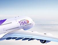 A380 ThaiAirway