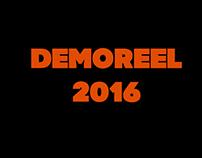 DemoReel 2016