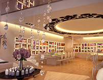 Signature designs office Showroom - Qatar