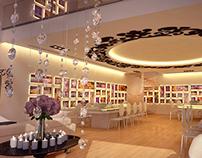 Signature designs office Showroom - Qatar