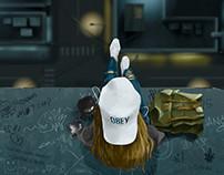 451 Game Concept Art - Visionesia Studio