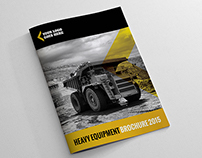 Construction A4 / Letter Brochure