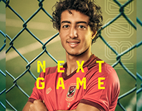 AlAhly Q3 Posters