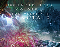 The Infinitely Colorful Biodiversity of Fractals