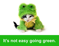 AD CAMPAIGN - ACC Goes Green