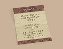 Toraja Typeface