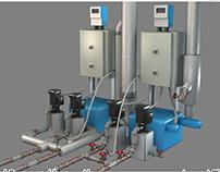 Industrial Equipment (client work)