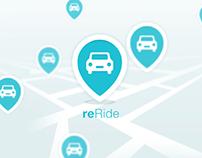 reRide app