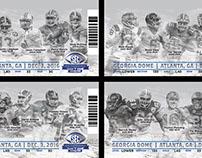 2016 SEC Football Championship Look
