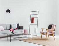 Furniture Collection & Photoshoot Set Design | noo.ma