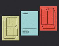 Bremer —a brand identity