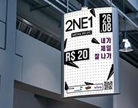 2NE1 - Poster