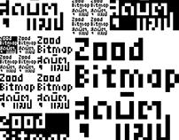 ZoodBitmap (ฟอนต์สุดบิตแมป)