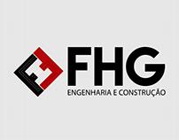 Identidade Visual - FHG Engenharia e Construção