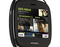 Microsoft - Phone UI Research and Development [ KIN ]