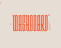 Washboard Typeface