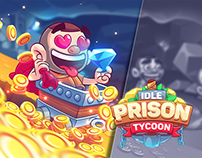 Game Art - Idle Prison Tycoon