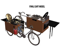 Food Cart Design - UX Research Project