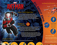 Ant-Man educational insert
