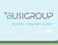 BUSI GROUP MOTION GRAPHICS