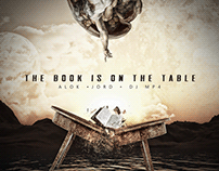 Card Single - The Book is on the table - ALOK