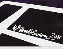 Wimbledon Posters 2016