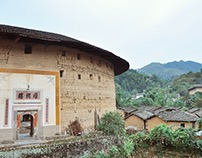 Fujian Tulou, China 永定土楼