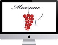 Logo design - Muziano Prosecco