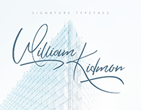William Kidmon [Free Font]