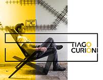 Identidade Visual Tiago Curioni