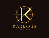 Kaddour Custom Furniture: Branding & Website