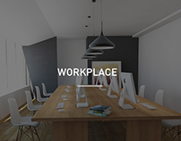 Designer workplace