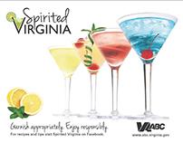Spirited Virginia Branding System