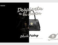 Black Friday CC. El Boulevard. Portfolio porfesional.