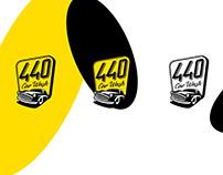 440 Car Wash - Branding Project