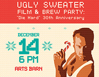 Ugly Sweater, Film & Brew Party