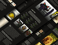 Radical — Free Template & UI Kit — Adobe Xd