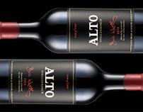 ALTO Wine Packaging