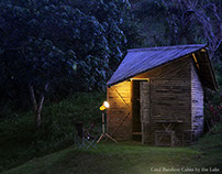 Bamboo Cool Compact Cabin