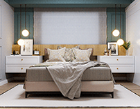 Bedroom Classic and Modern