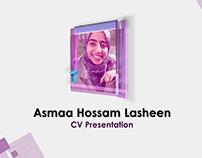 Asmaa Lasheen | CV Presentation