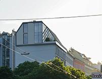 Erdbergstraße DG