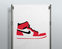 Air Jordan Illustrations