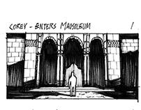 Slipknot- Unsainted storyboards